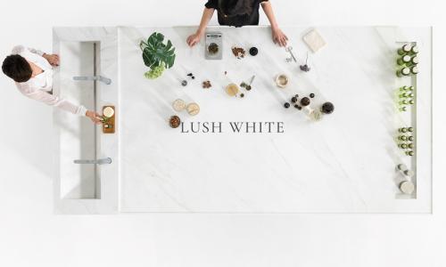 LUSH WHITE 1