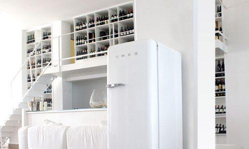 frigorifero Smeg anni50