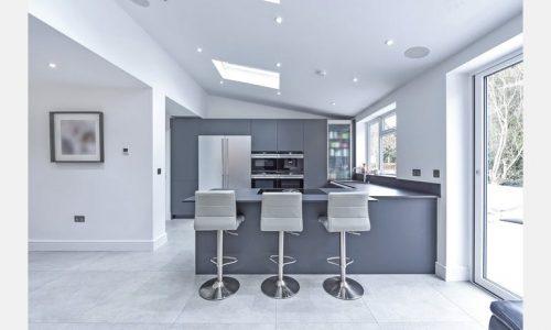 modern kitchen domoos by such